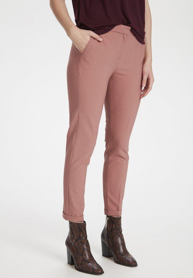 Pantaloni - ash rose