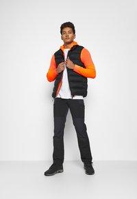 Bogner Fire + Ice - LUCO - Zip-up hoodie - orange - 1