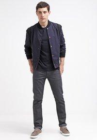 James Perse - CREW NECK - T-shirt basic - deep - 1