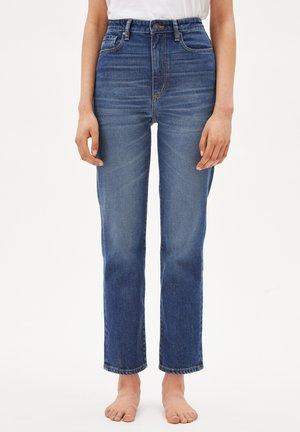 LEJAA - Straight leg jeans - blue denim