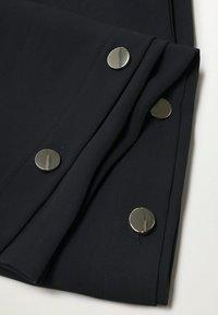 Mango - Trousers - svart - 6