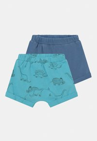 Cotton On - SHELBY 2 PACK  - Shorts - blue - 0