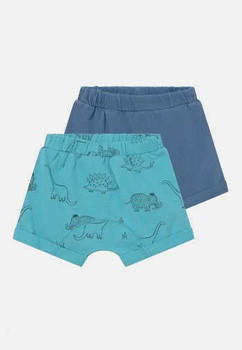 SHELBY 2 PACK  - Shorts - blue