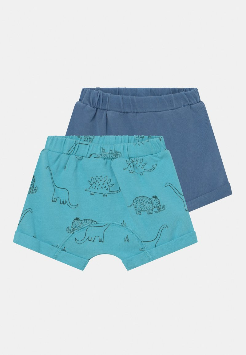 Cotton On - SHELBY 2 PACK  - Shorts - blue