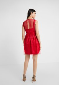 Three Floor - FEARLESS DRESS - Cocktail dress / Party dress - scarlet red - 2