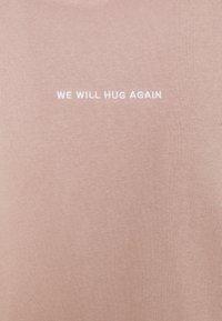 YOURTURN - UNISEX - Sweatshirt - beige - 2