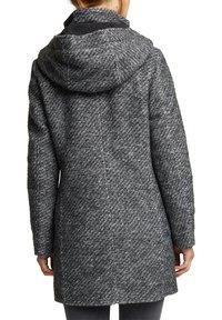 Esprit - Short coat - dark grey - 5