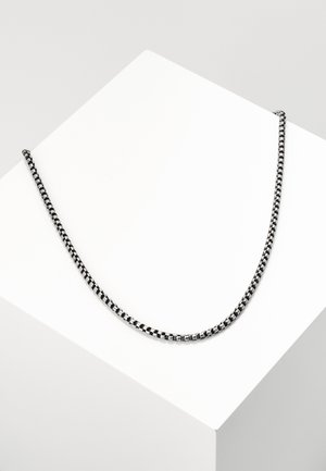 BRUSHED - Necklace - silver-coloured