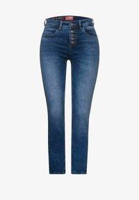 Street One - SLIM FIT  - Slim fit jeans - blau - 3