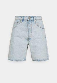ARKET - SHORTS - Denim shorts - light blue - 4