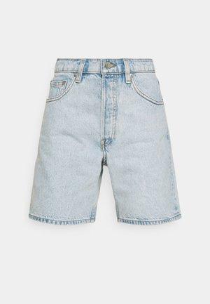 ESSI - Denim shorts - light blue