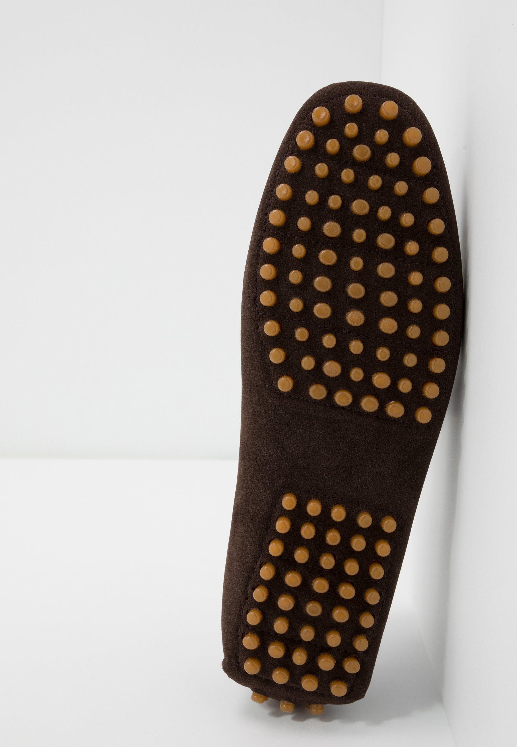Pier One Mockasiner dark brown