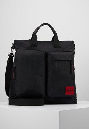 KOMBINAT TOTE - Shopping bag - black