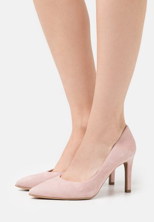 INES - Zapatos altos - amalfi light rose
