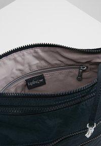 Kipling - ALVAR - Across body bag - navy - 5