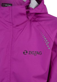 ZIGZAG - OPHIR  - Waterproof jacket - berry - 2