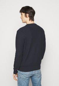 Polo Ralph Lauren - LONG SLEEVE - Stickad tröja - navy heather - 2