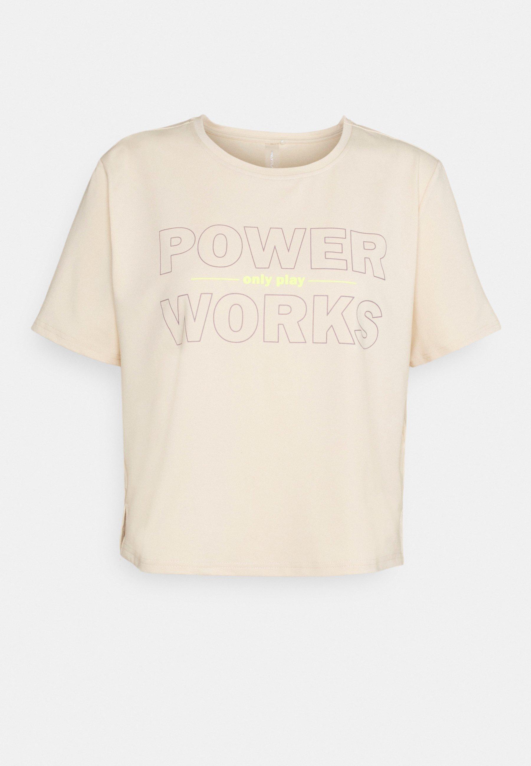 Women ONPMUSETTE TRAIN TEE - Print T-shirt