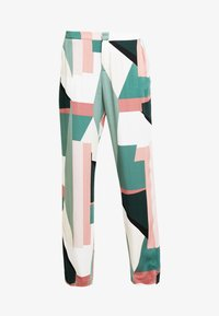 Culture - CURIGMOR PANTS - Bukse - pine grove - 3