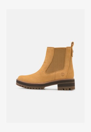 COURMAYEUR VALLEY CHELSEA - Classic ankle boots - yellow