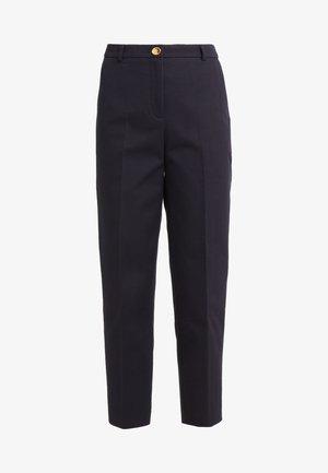 PESARO - Trousers - midnight blue