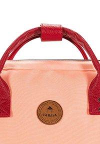Cabaia - Rucksack - pink strawberry - 7