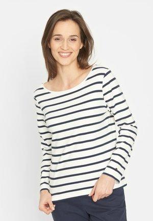 Longsleeve - off white stripe