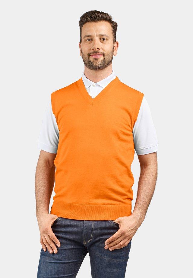 MERINO - Jumper - orange