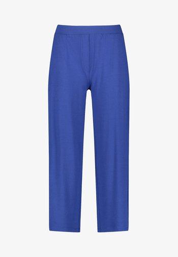 Pantaloni - lapislazuli