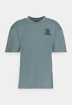 OFFICE TAKO UNISEX - Potiskana majica - turquoise