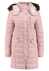 TOM TAILOR - MIT KAPUZE - Winter coat - light pink - 4
