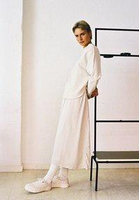ARMEDANGELS - KATINKAA - A-line skirt - nude - 1