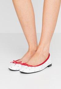 Repetto - LILI - Ballet pumps - blanc - 0
