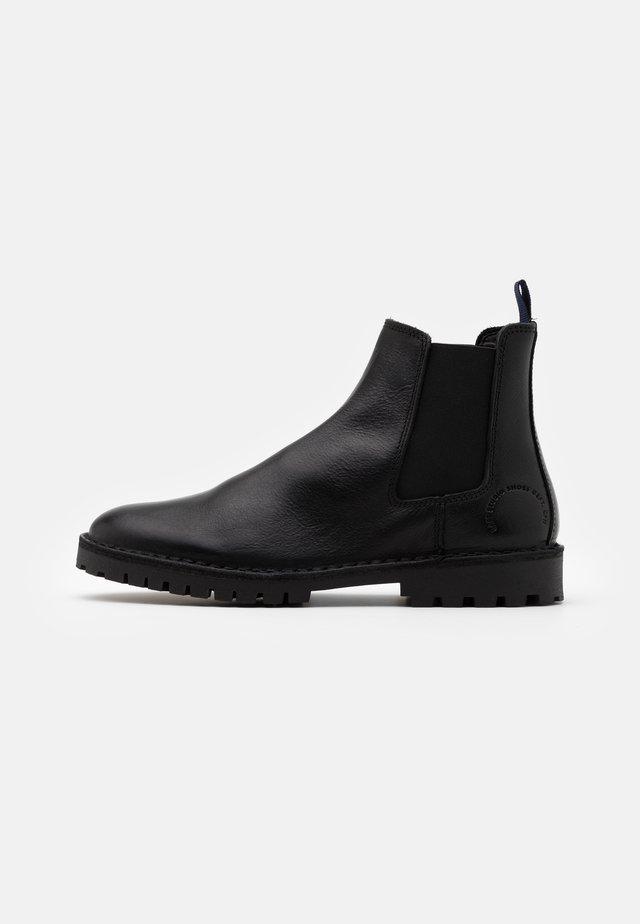 CALVIN - Støvletter - black