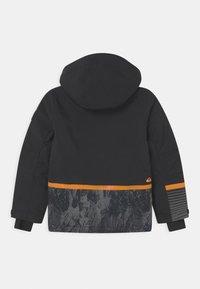 Quiksilver - SILVERTIP UNISEX - Snowboardová bunda - true black parafinum - 1