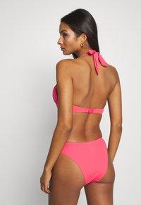 DORINA - JAMAICAHIGH LEG BRAZILIAN - Spodní díl bikin - pink - 2