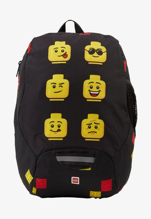 FACES KINDERGARTEN BACKPACK - Batoh - schwarz