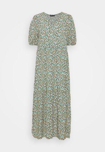 DITSY MIDI TIERED - Day dress - multicoloured