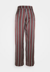 ASCENO - THE LONDON BOTTOM - Pyjamabroek - burgundy - 0