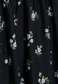 Hollister Co. - MIDI DRESS - Day dress - black - 2