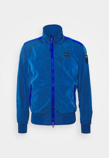 Bomber Jacket - royal blue