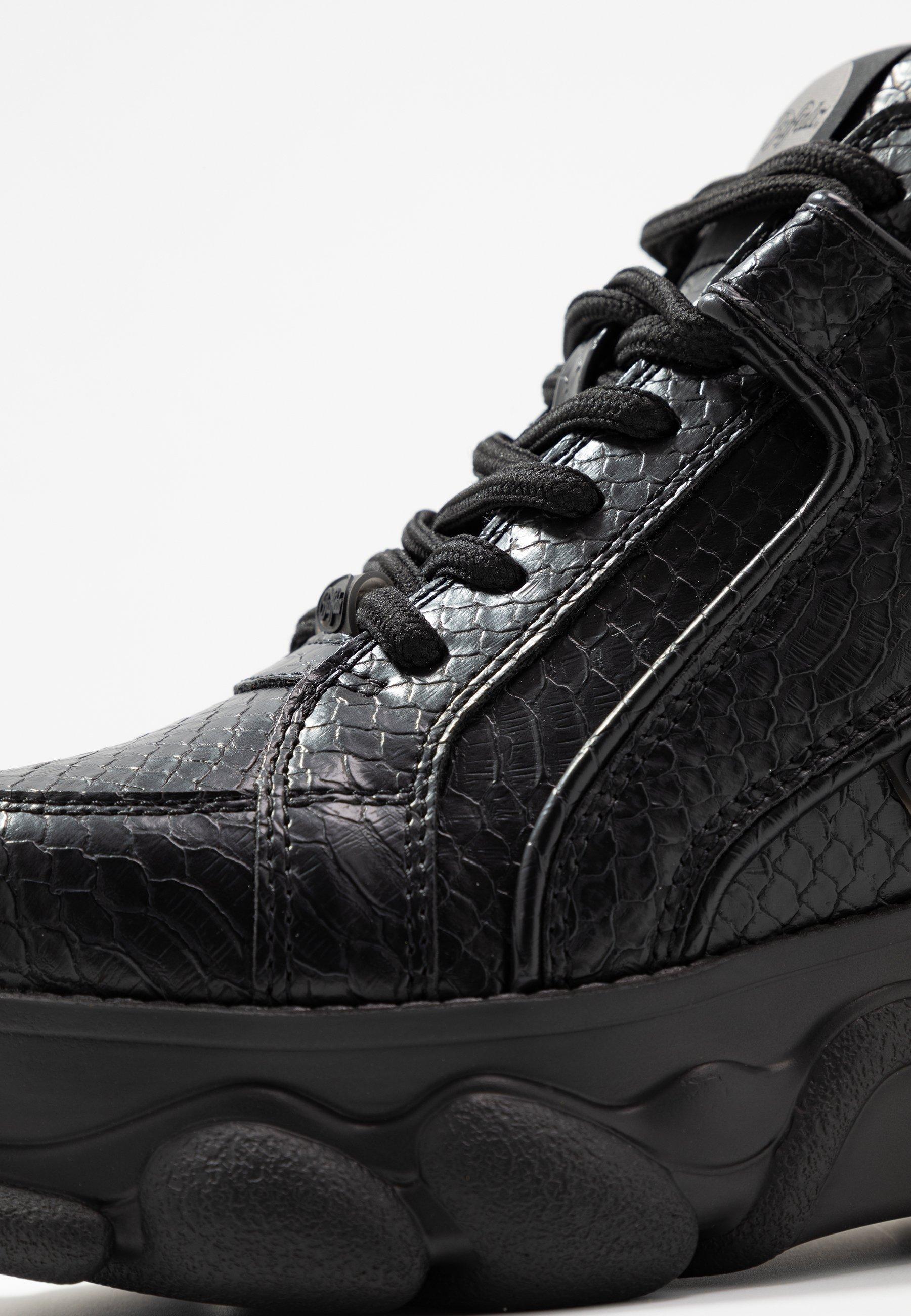 Buffalo CORIN Sneaker low black/grau