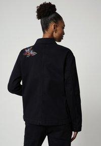Napapijri - ALIE - Denim jacket - blu marine - 2