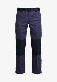 Dickies - EZEL - Spodnie materiałowe - navy blue - 5