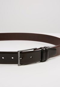 BOSS - CARMELLO - Belt business - dark brown - 4