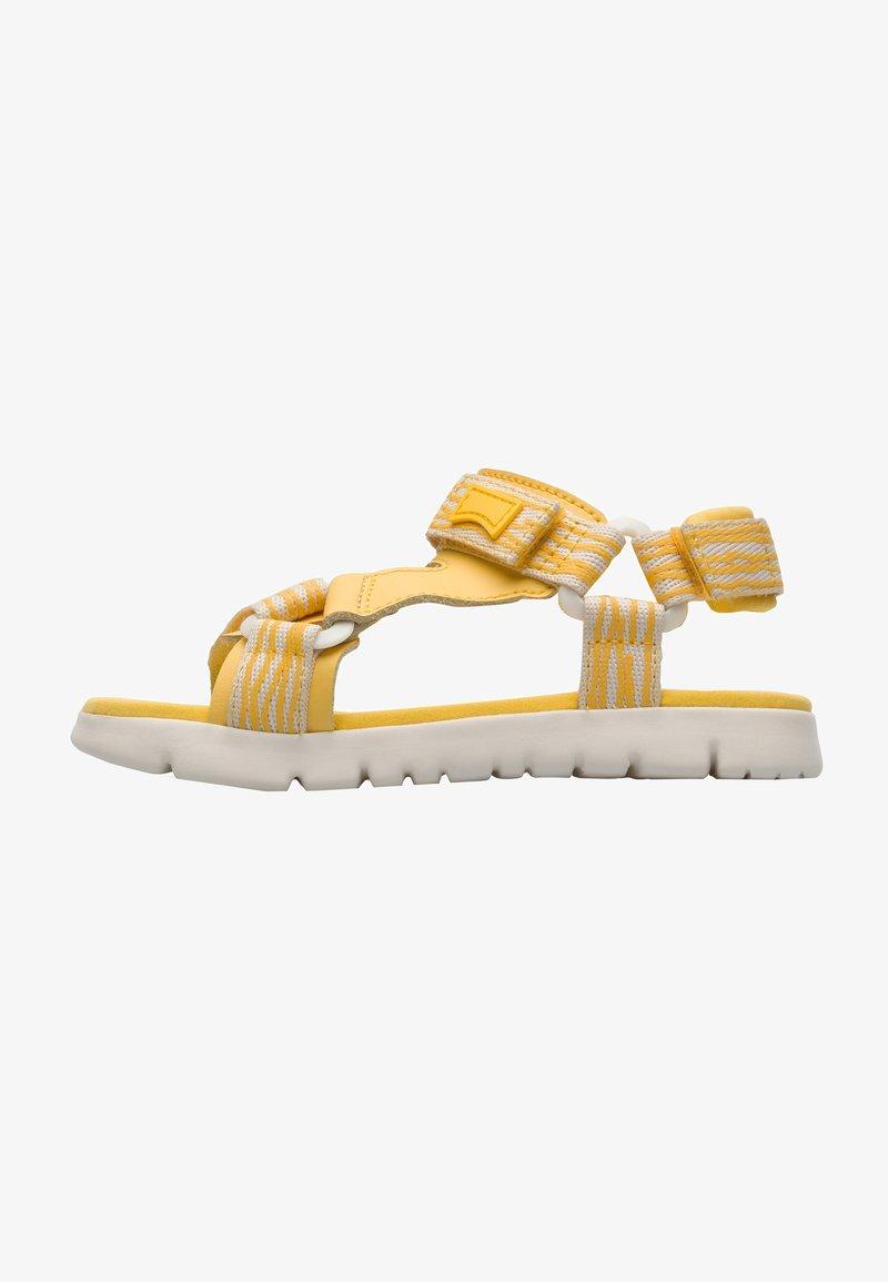 Camper - ORUGA - Sandals - gelb