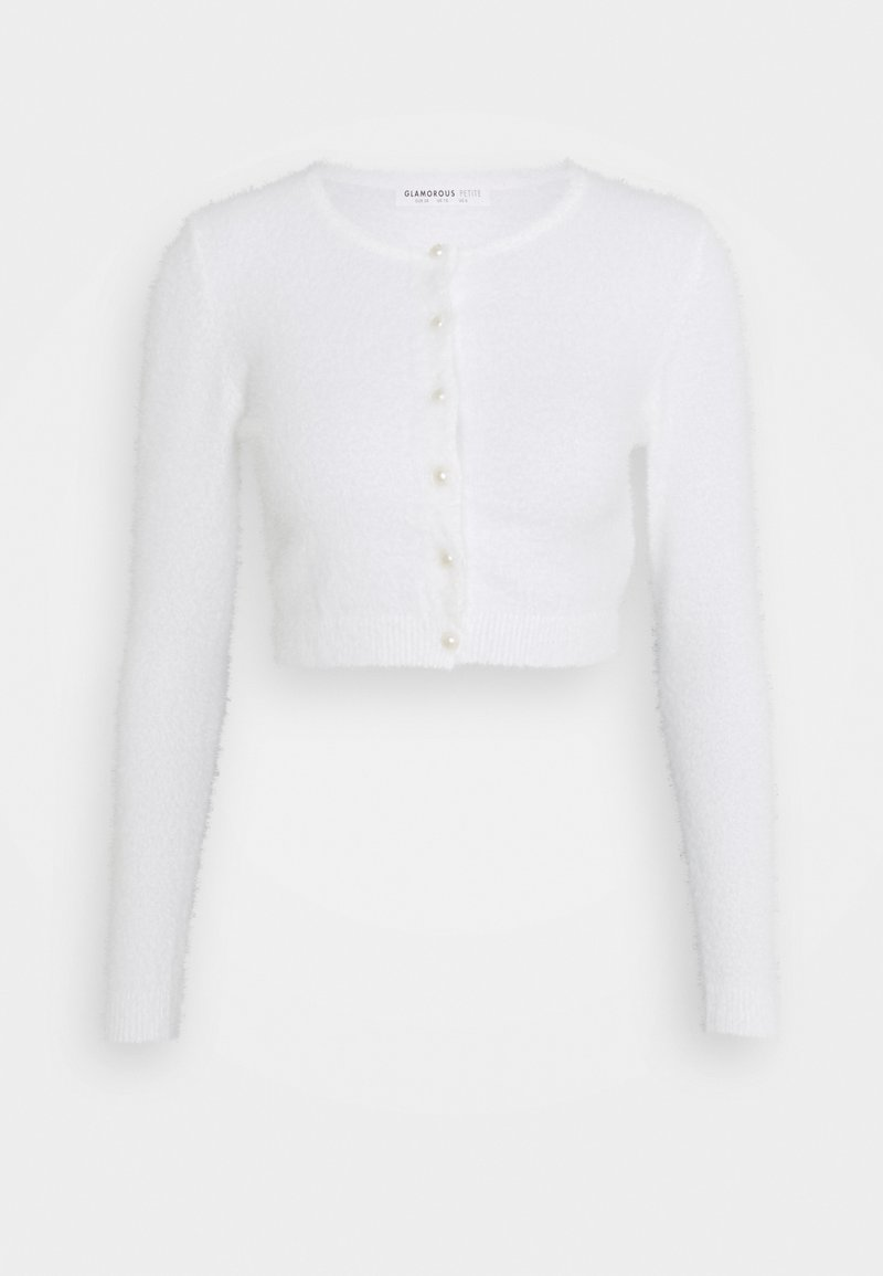 Glamorous Petite - Cardigan - offwhite