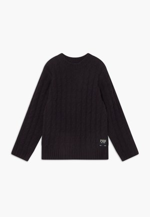 CREWNECK PULL IN  - Svetr - night