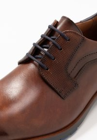 Lloyd - JAKE - Smart lace-ups - marrone - 5