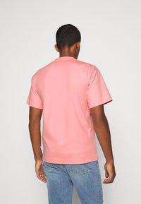 GCDS - BASIC TEE - Basic T-shirt - pink - 2